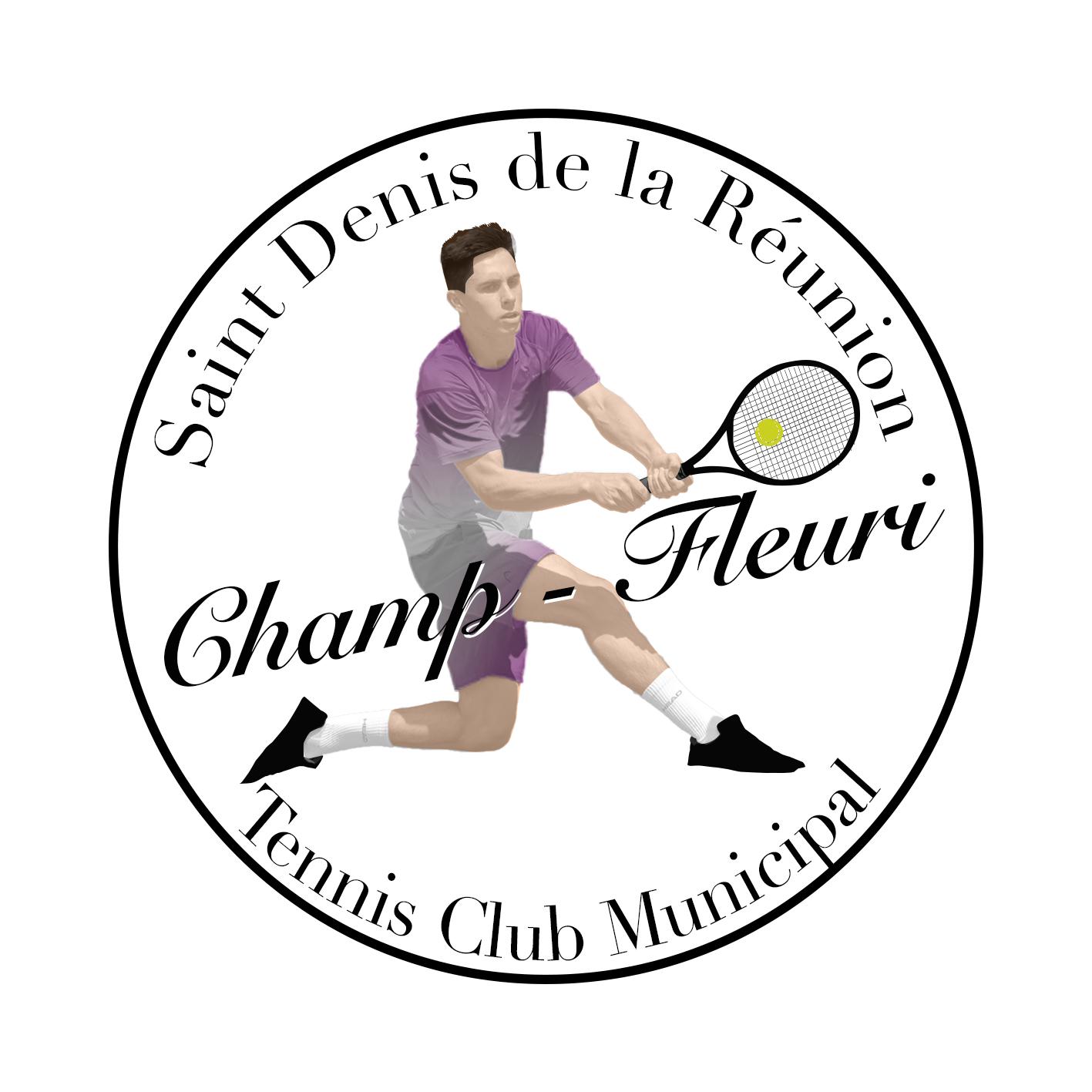 Tennis club champ fleuri